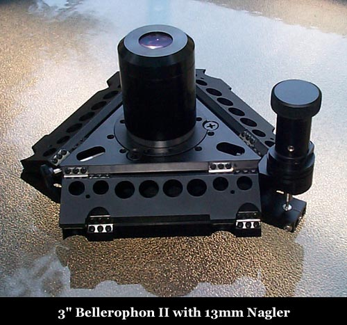 Bellerophon II with 13mm Nagler Eyepiece
